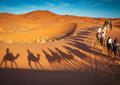 3 DAYS 2 NIGHTS FROM FES TO MARRAKECH VIA MERZOUGA