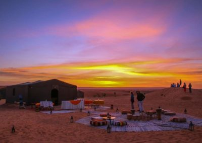 10 DAYS TOUR FROM CASABLANCA TO MARRAKECH VIA ERG CHEBBI MERZOUGA