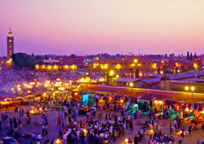 9 DAYS TOUR FROM MARRAKECH TO THE DESERT AND FES