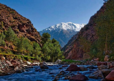 EXCURSION TO OURIKA VALLEY